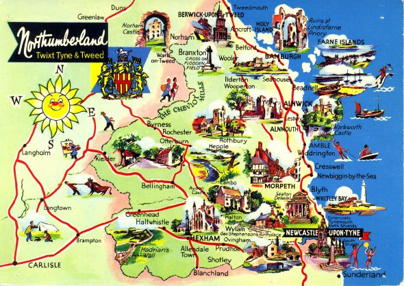 map of the usa for kids with Northumberland Postcard on 4711114030 besides Detail as well 66767 additionally Botswanamap as well Northumberland Postcard.