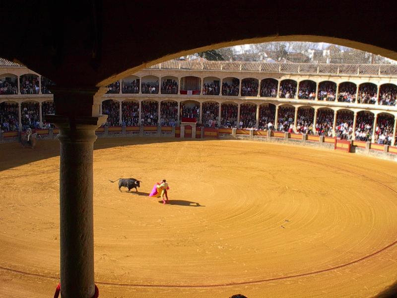 ronda bull ring