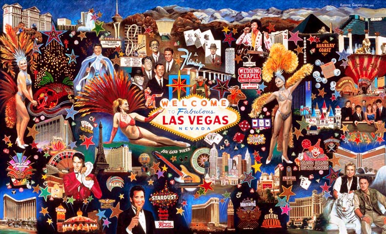 ... Awarded Coveted Contracts For Multibillion-Dollar Las Vegas Resort