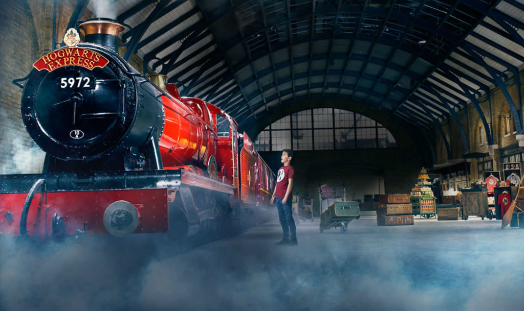 Harry Potter Train Hogwarts Express